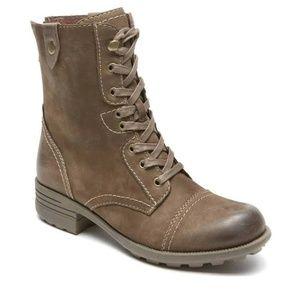 Rockport Cobb Hill Bethany combat boots 7